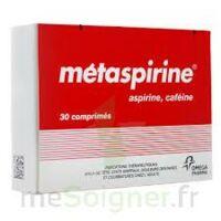 METASPIRINE, comprimé à AMBARÈS-ET-LAGRAVE