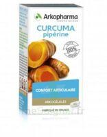 Arkogelules Curcuma Pipérine Gélules Fl/45 à AMBARÈS-ET-LAGRAVE