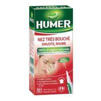 HUMER Nez très bouché, sinusite, rhume à AMBARÈS-ET-LAGRAVE