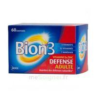 Bion 3 Défense Adulte Comprimés B/60 à AMBARÈS-ET-LAGRAVE