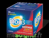 Bion 3 Défense Junior Comprimés à croquer framboise B/30 à AMBARÈS-ET-LAGRAVE