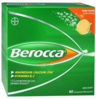 Berocca Comprimés effervescents sans sucre T/60 à AMBARÈS-ET-LAGRAVE