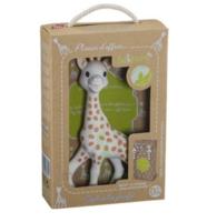 Sophie la girafe So'pure  à AMBARÈS-ET-LAGRAVE