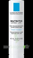 Nutritic Stick lèvres sèche sensibles Etui/4,7ml à AMBARÈS-ET-LAGRAVE