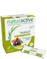 Naturactive Phytothérapie Fluides Solution buvable transit 15 Sticks/10ml à AMBARÈS-ET-LAGRAVE