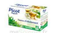 Picot Maman Tisane d'allaitement Verveine 20 Sachets à AMBARÈS-ET-LAGRAVE