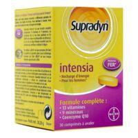 Supradyn Intensia Comprimés B/30 à AMBARÈS-ET-LAGRAVE
