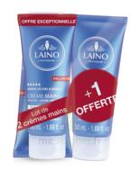 Laino Hydratation au Naturel Crème mains Cire d'Abeille 3*50ml à AMBARÈS-ET-LAGRAVE
