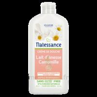 Natessance Crème douche lait d'anesse camomille 500ml à AMBARÈS-ET-LAGRAVE