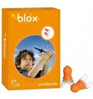 Blox Bouchon d'oreille avion enfant B/1 paire à AMBARÈS-ET-LAGRAVE