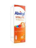 Alvityl Vitalité Solution buvable Multivitaminée 150ml à AMBARÈS-ET-LAGRAVE