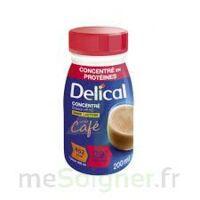 DELICAL BOISSON HP HC CONCENTREE Nutriment café 4Bouteilles/200ml à AMBARÈS-ET-LAGRAVE