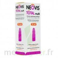 NEOVIS TOTAL MULTI S ophtalmique lubrifiante pour instillation oculaire Fl/15ml à AMBARÈS-ET-LAGRAVE