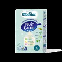 Modilac Céréales Farine Nuit calme à partir de 4 mois B/300g à AMBARÈS-ET-LAGRAVE