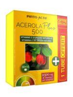 Phyto-Actif Acérola Plus 500 30 Comprimés + 15 Comprimés Offerts à AMBARÈS-ET-LAGRAVE
