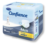 Confiance Men Slip absorbant jetable absorption 5 Gouttes Medium Sachet/8 à AMBARÈS-ET-LAGRAVE