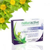 Seriane Stress & Sommeil Gélules B/30 à AMBARÈS-ET-LAGRAVE