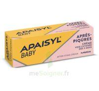 Apaisyl Baby Crème irritations picotements 30ml à AMBARÈS-ET-LAGRAVE
