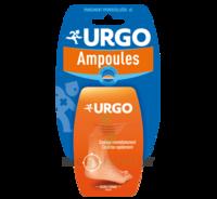 Urgo Ampoule Pansement seconde peau talon B/5 à AMBARÈS-ET-LAGRAVE