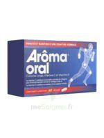 Aroma Oral Gélules B/60 à AMBARÈS-ET-LAGRAVE