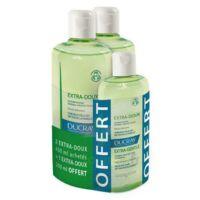 Ducray Shampooing extra doux usage fréquent 2*Fl/400ml+Fl/200ml à AMBARÈS-ET-LAGRAVE