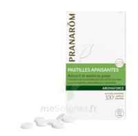 Aromaforce Pastille apaisante gorge bio B/21 à AMBARÈS-ET-LAGRAVE