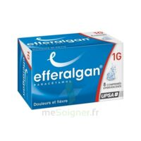 EFFERALGANMED 1 g Cpr eff T/8 à AMBARÈS-ET-LAGRAVE