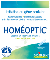 Boiron Homéoptic Collyre unidose à AMBARÈS-ET-LAGRAVE