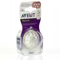 TETINE AVENT NATURAL DEBIT VARIABLE x 2 à AMBARÈS-ET-LAGRAVE