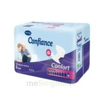 Confiance Confort Absorption 10 Taille Large à AMBARÈS-ET-LAGRAVE